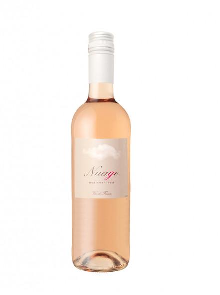 Vin rosé léger à faible degré d'alcool.
