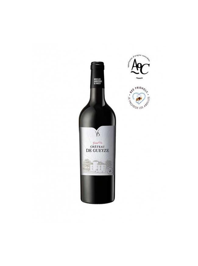 Très bon vin rouge AOC Buzet millésime 2016 bouteille 75cl