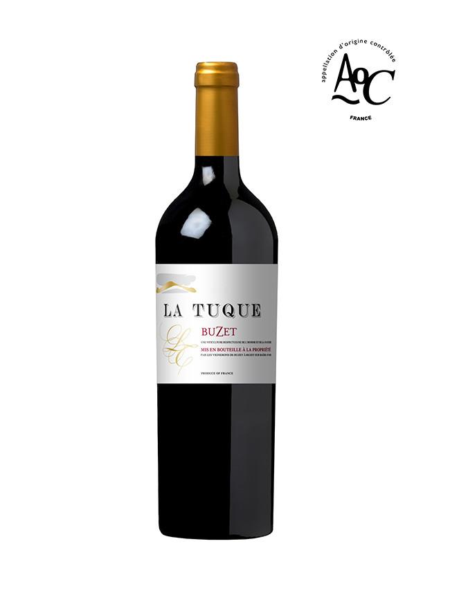 La tuque vin rouge 2017 AOC Buzet