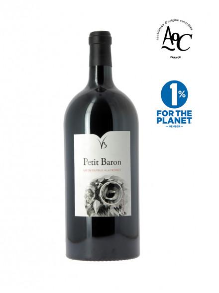 Impériale Petit Baron vin rouge AOC buzet