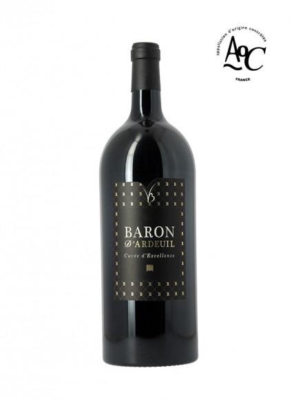 Impériale baron d'Ardeuil  vin rouge AOC buzet 2015